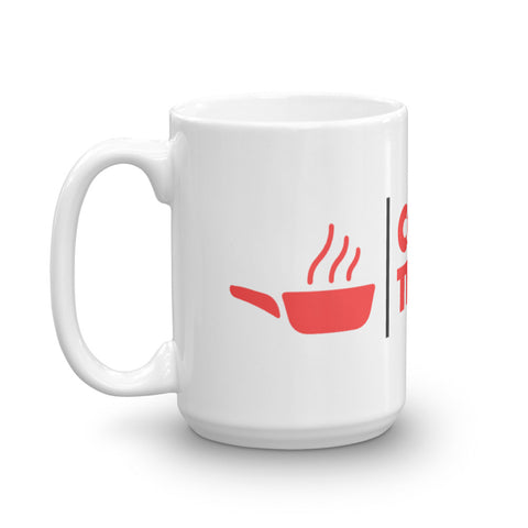 Cooking Temple - Mug