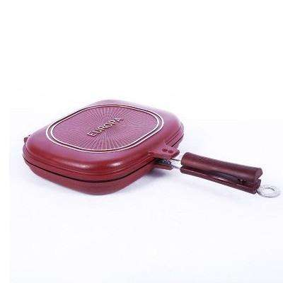 Double Sided Nonstick Grill Pan