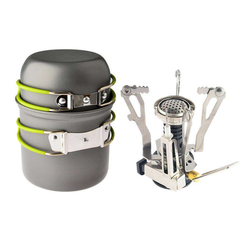 Outdoor Camping Picnic Cooking Tool Set