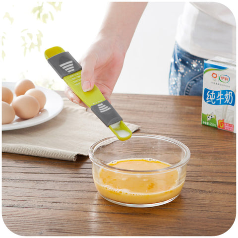 Easy Scale Measuring Spoon