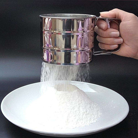 Stainless Steel Sugar And Flour Shaker