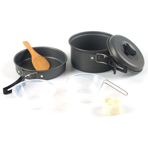 Outdoor & Camping Cookware Set