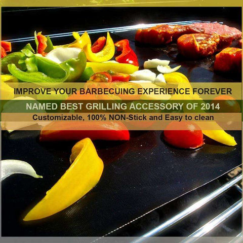 Grill Mat Non-Stick (Product of the month)