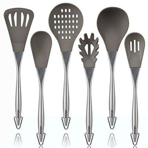 Miusco Silicone Cooking Utensil Set