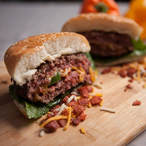 Stuffed Burger Press and Recipe eBook