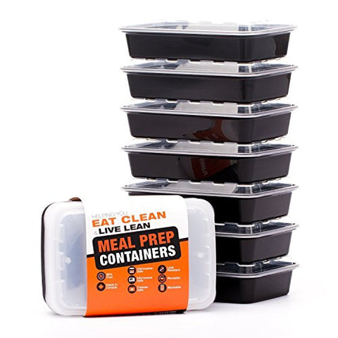 Healthy Meal Prep Containers - BPA Free