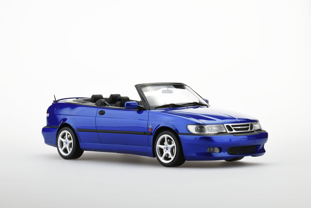 Saab 9-3 Viggen Convertible Blog