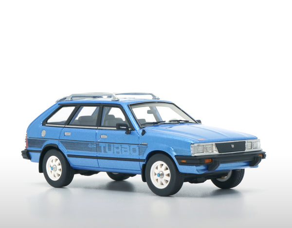 Subaru Leone 1800 Turbo 2