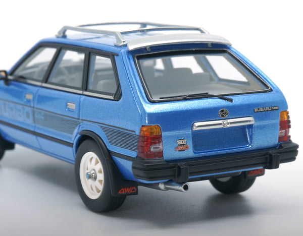 Subaru Leone 1800 Turbo 6