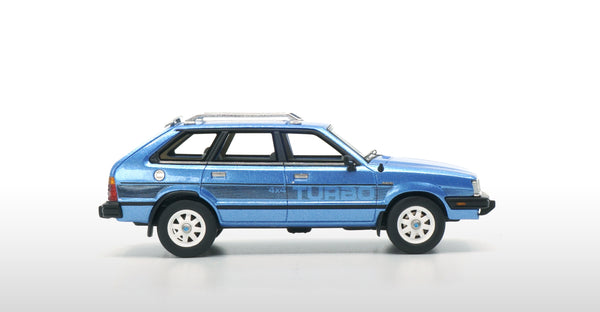 Subaru Leone 1800 Turbo 4