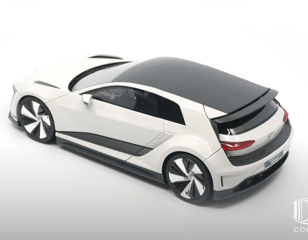 VW Golf GTE Sport Concept 8