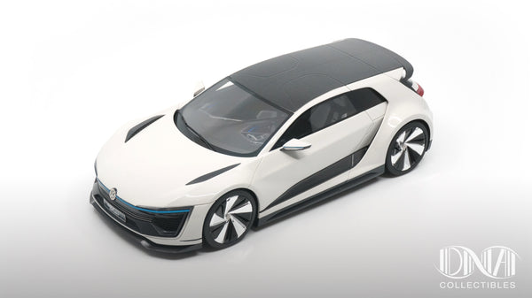 VW Golf GTE Sport Concept 9