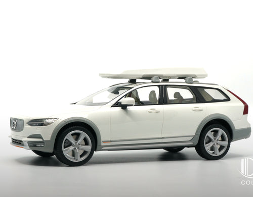 Volvo V90 Cross Country Ocean Race 1