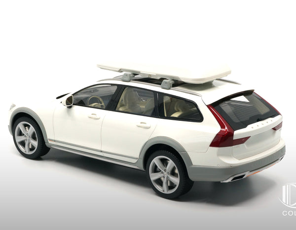 Volvo V90 Cross Country Ocean Race 6