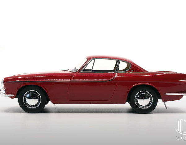 Volvo P1800 Red 1