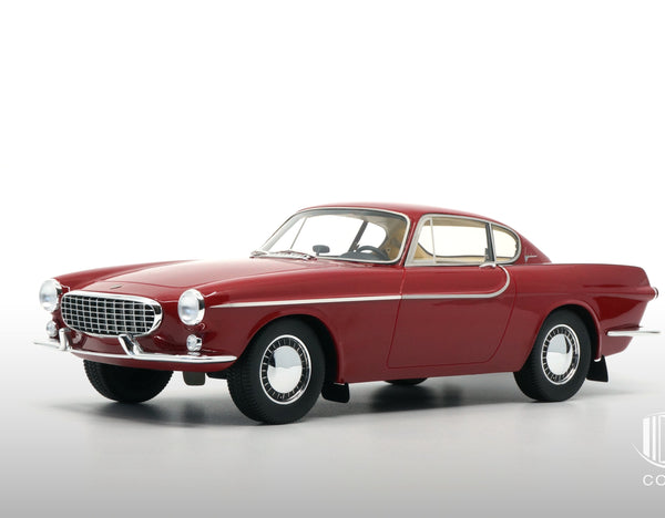 Volvo P1800 Red