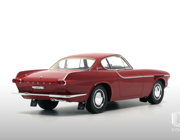 Volvo P1800 Red 2