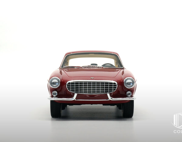 Volvo P1800 Red 4