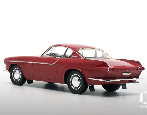 Volvo P1800 Red 5