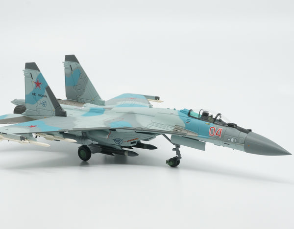 SU-35 Super Flanker Blue 1
