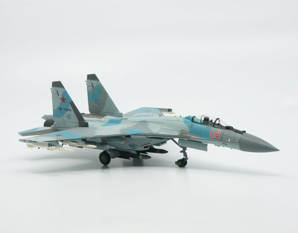 SU-35 Super Flanker Blue 2