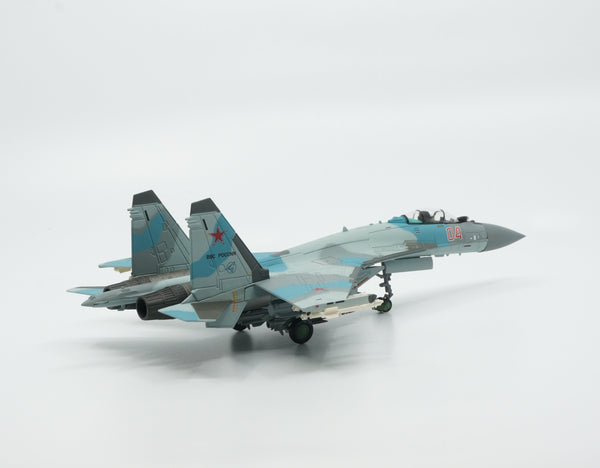 SU-35 Super Flanker Blue 3
