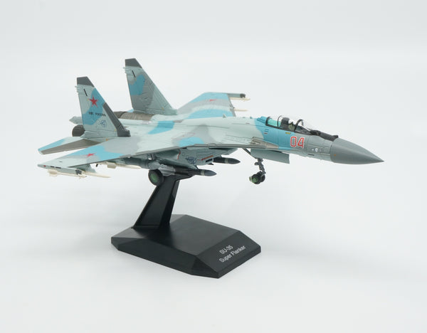 SU-35 Super Flanker Blue 4