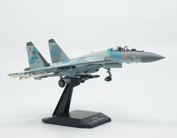 SU-35 Super Flanker Blue 5
