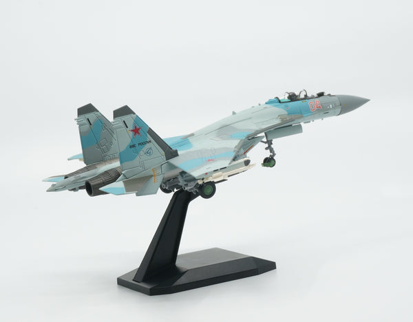 SU-35 Super Flanker Blue 6