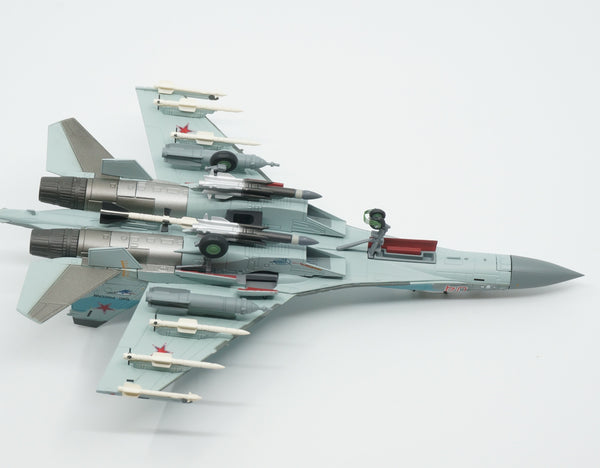 SU-35 Super Flanker Blue 8