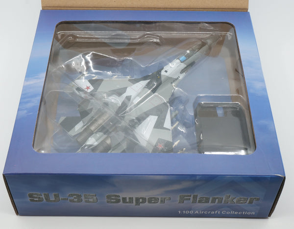 SU-35 Super Flanker Black 9