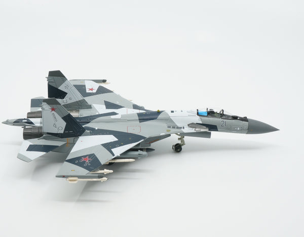SU-35 Super Flanker Black 1
