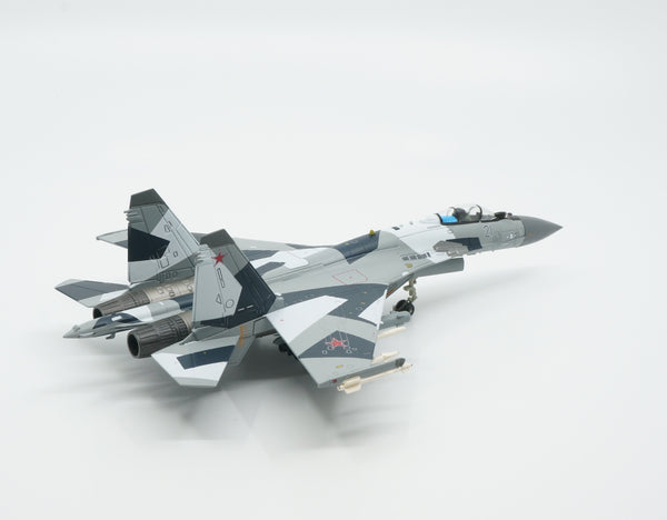 SU-35 Super Flanker Black 6