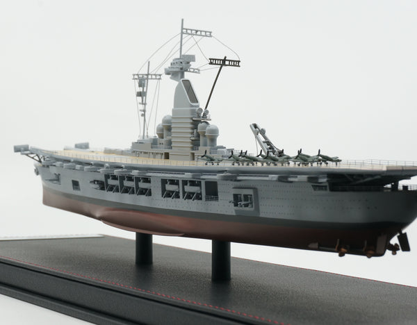 Graf Zeppelin Aircraft Carrier 7