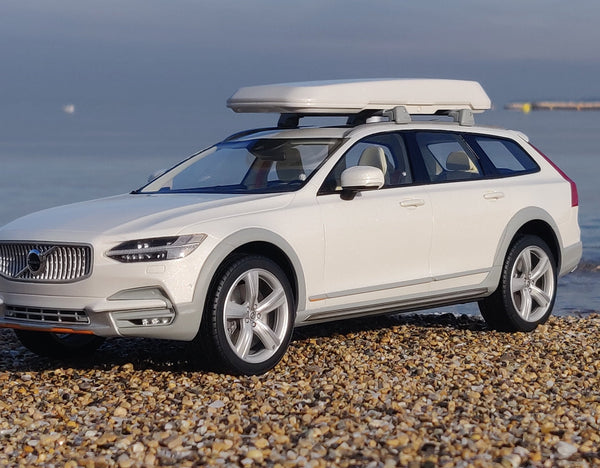 Volvo V90 Cross Country Ocean Race 2