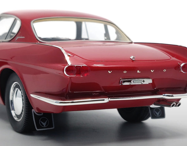 Volvo P1800 Red 10