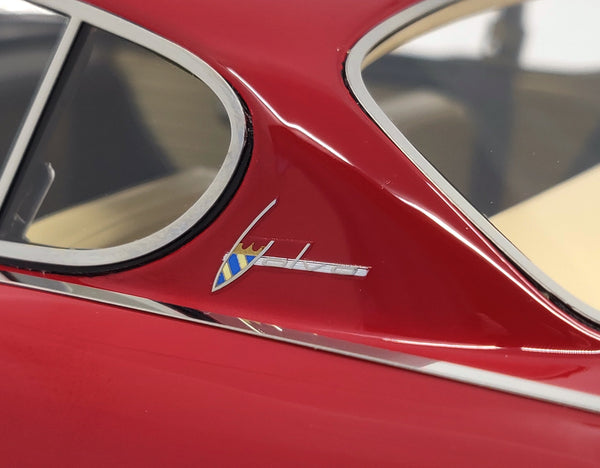 Volvo P1800 Red 7