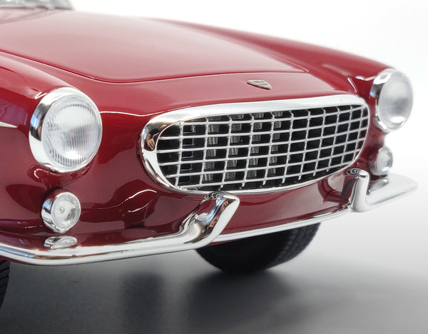 Volvo P1800 Red 6