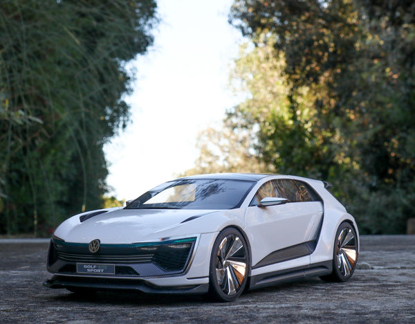 VW Golf GTE Sport Concept 11