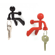2 x Magno-Man Keyring Holder