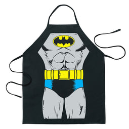 Cartoon Comic Kitchen Cooking Apron (Batman)
