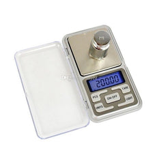 Portable 200g x 0.01g Mini Digital Scale Jewelry Pocket Balance Weight Gram LCD with Retail Package