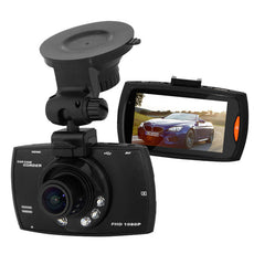 "2.7"" Car DVR Camera 1920x1080P FHD H.264 G-sensor WDR Night Vision Recorder Camcorder 170 Wide Angle"