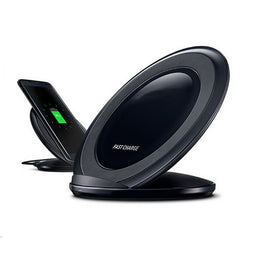 Smart Samsung Wireless Fast Charging Stand Dock for Galaxy S6/S7 & edge/Note 5/7/S8/S8+