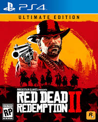 Red Dead Redemption 2 PS4 - PRE ORDER NOW