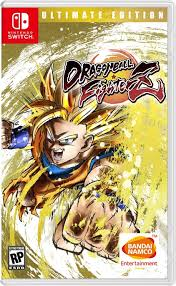 Dragonball Fighter Z Nintendo Switch - PRE ORDER NOW