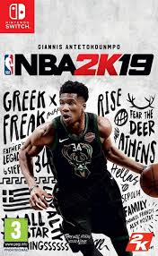 NBA 2K19 Nintendo Switch - PRE ORDER NOW
