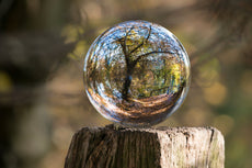 80mm Crystal Ball - Sphere Crystal Photography Lens Ball