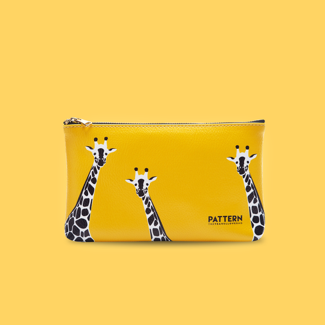 Pocket Case Africa Yellow