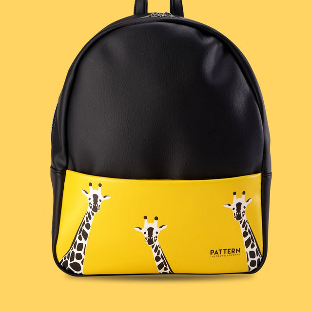 Backpack Africa Yellow